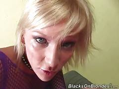 This Cute Blonde Is Very Much Cock Hungry 3