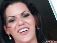 This Amazing Brunette Loves To Fuck 1