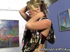 Interracial Pickups - Sheena Shaw