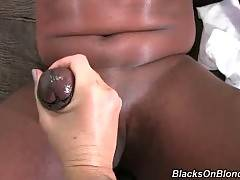 Big White Ass Want Black Cock