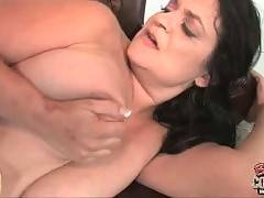 Nasty Mature Chick Is Banged 2
