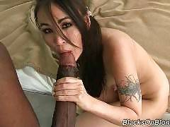 blacks on blondes - Jade Hsu