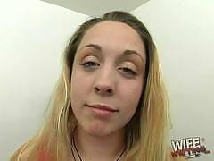 Wife Writing - Roxy