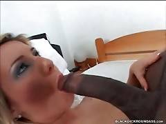 Hot Looking Elen Diesel Starves For Black Dick 2