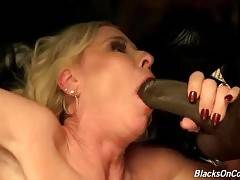 Cammille Austin Enjoys Massive Black Dicks 2