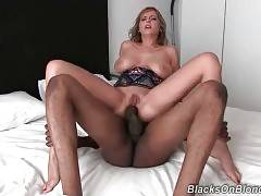 Awesome Candy Alexa Likes Black Rod In Her Ass 3