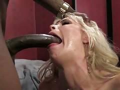 Slutty Cutie Mikki Lynn Gives Black Lover Hot Oral 1