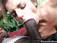 Brooklyn Chase Longs For Two Big Black Dicks 3