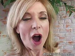 blacks on blondes - Madison Young